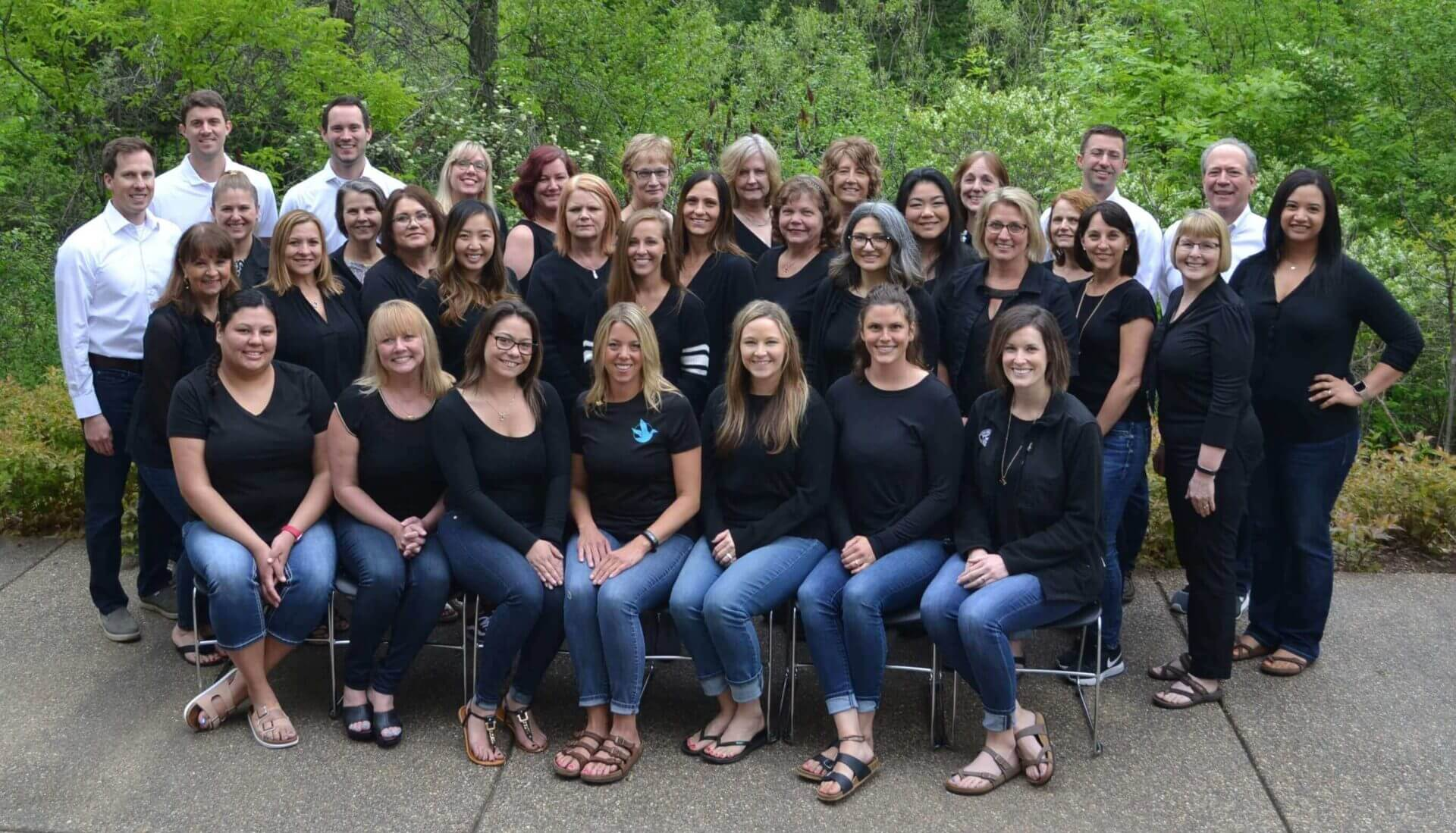Prairie Dental team